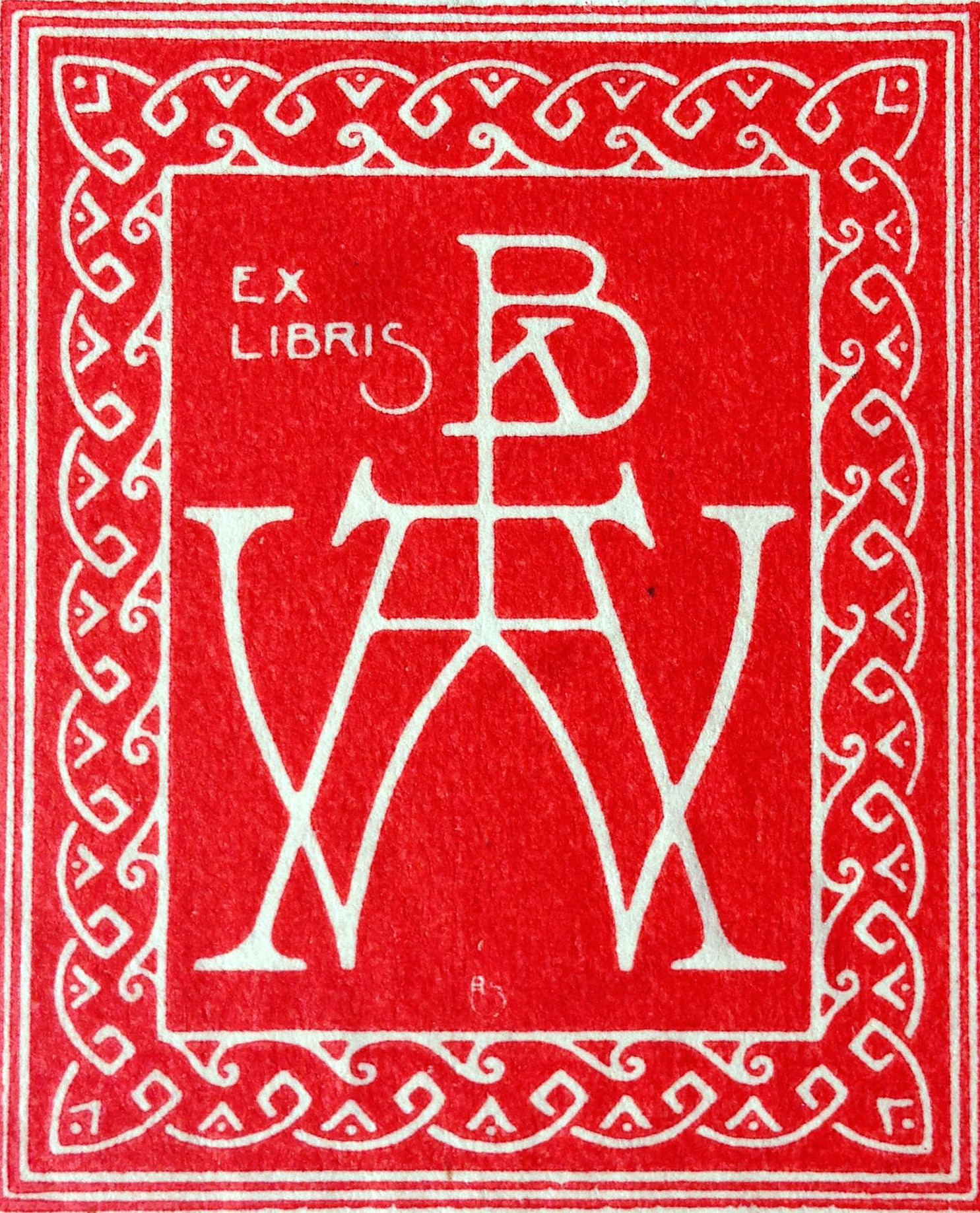 Ex Libris Aby Warburg: Magic and Science
